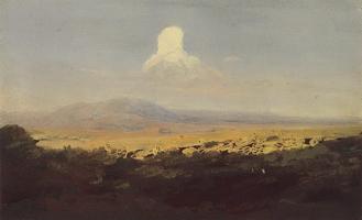 Облако над горной долиной (1908 г.)