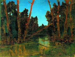 Лесное болото (1908 г.)