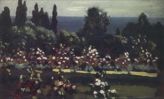 Цветник. Кавказ (1908 г.)