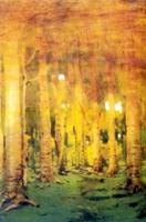 Березовая роща. Пятна солнечного света (1890-1895 гг.)