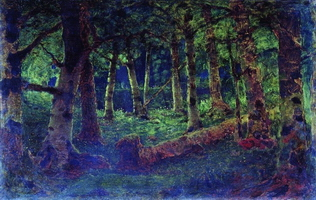 Березовая роща - Лес (1880 г.)