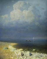 Ладожское озеро (1873 г. )