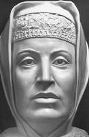 Скульптурный портрет Софьи Палеолог