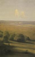 Вечер в степи (1890 г.)