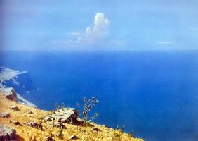 Море. Крым (1898 г.)