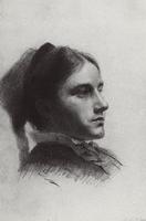 Портрет Н.А. Ярошенко