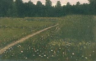 Лесная поляна (1887 г.)
