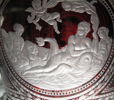 Изделие из хрусталя 1867 года