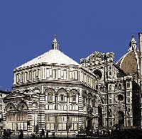 Баптистерий Сан Джованни (Флоренция)