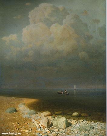 Ладожское озеро (Куинджи А.И.)