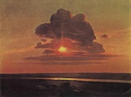 Красный закат (1908 г.)