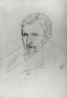 Портрет В.М. Васнецова