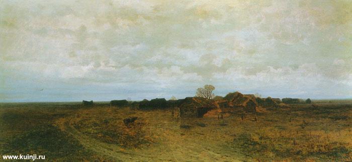 Забытая деревня (Куинджи А.И.)