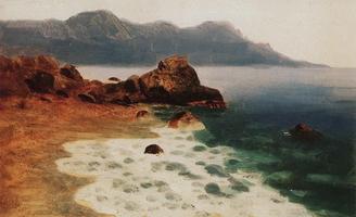 Берег моря (1890 г.)