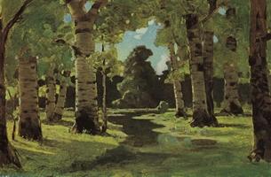 Березовая роща (1880 г.)