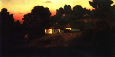Вечер на Украине (1878-1901 гг. )