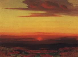 Закат (1890 г.)