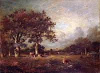 Пейзаж с коровами (Ж. Дюпре)