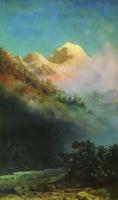 Восход солнца (1890-1895 г. )