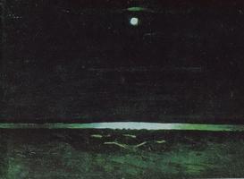 Лунная ночь на Днепре (1908 г.)