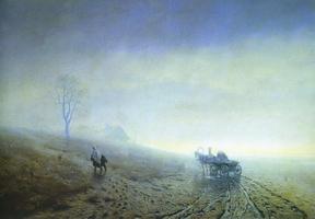 Осенняя распутица (1872 г.)