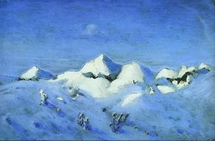 Зима (1890-1895 г. )