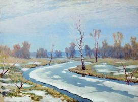 Ранняя весна (1895 г.)
